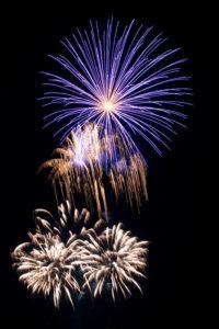 High quality fireworks