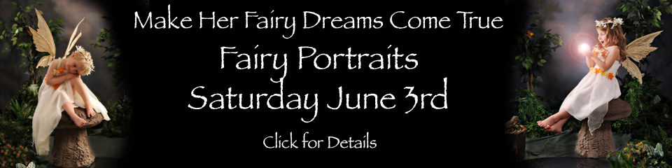 Enchanting Fairy Portraits June 3, 2017