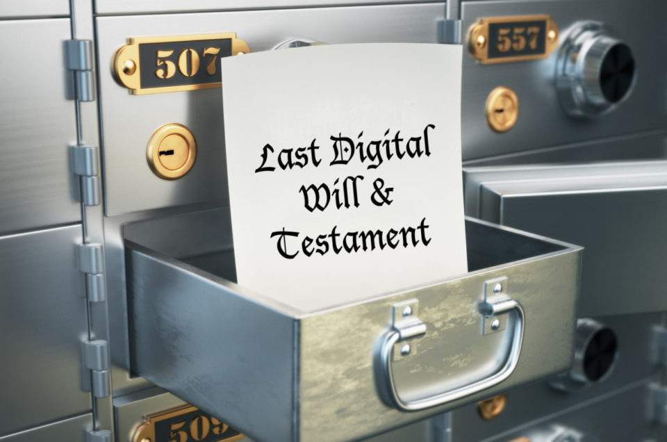 What's a digital will and why you need one